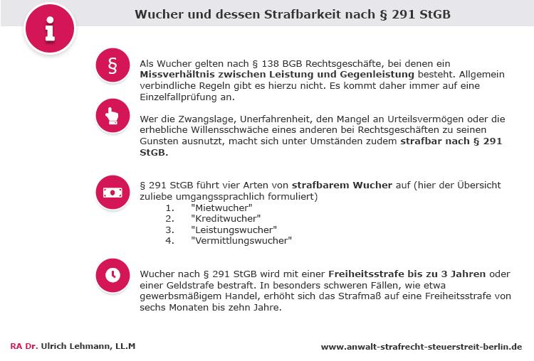 Infobox Wucher 138 Bgb